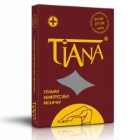 Гольфы  антиварикозные профилактические Tiana 340 DEN с компрессией 27-36 мм рт.ст., арт.930,935