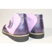 Детские ортопедические ботинки Теллус модель AV - 008 - антиварус, (Украина)