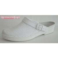 Сабо белые ФЛОАРЕ-575001, (Молдова)