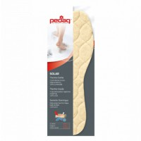 Гигиеническая стелька для закрытой обуви Solar Plus арт. 145, Pedag (Германия)