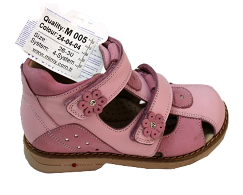 Туфли ортопедические Mimy арт.M 005, мод. 24-04-04, (Турция)