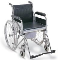 Инвалидная коляска с судном FS681, (Китай)