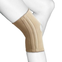 Эластичный коленный бандаж с боковыми вставками TN – 211, Orliman (Испания)