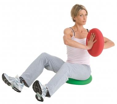 Подушка для сидения и упражнений Togu «The Dynair Ballcushion XL» 400302, 400304, (Германия)