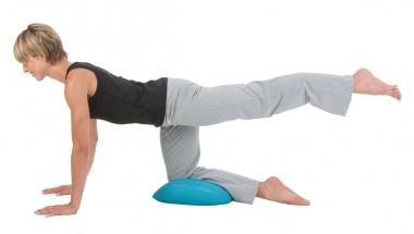 Подушка для сидения и упражнений Togu «Dynair ball cushion» 400202, 400209, 400206, 400204, (Германия)