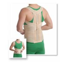 Корсет грудо-поясничный 3001 люкс Med textile, (Украина)