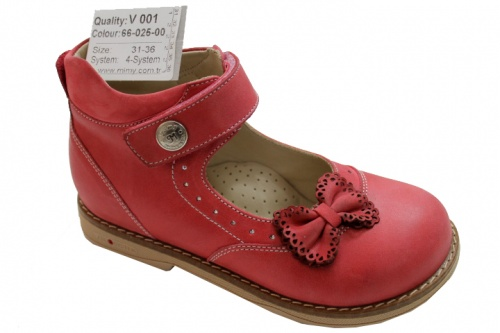 Туфли ортопедические Mimy арт.V 001, мод.66-025-00, (Турция)