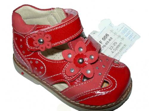 Туфли открытые ортопедические Mimy арт.F 006, мод.70-03-03, (Турция)