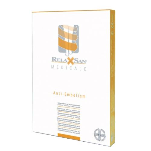 Компрессионные противоэмболические чулки с открытым носком Medicale (18-22 мм) арт.0370 Relaxsan
