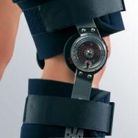 Полужесткий корсет для коленного сустава ROM deluxe, арт.181, Medi (Германия)