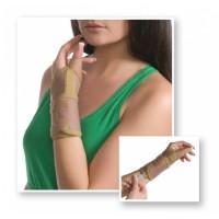Бандаж на лучезапястный сустав с фиксацией пальца 8552 Med textile, (Украина)