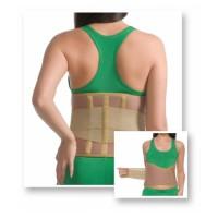 Корсет ортопедический согревающий с ребрами жесткости 3041 Med textile, (Украина)