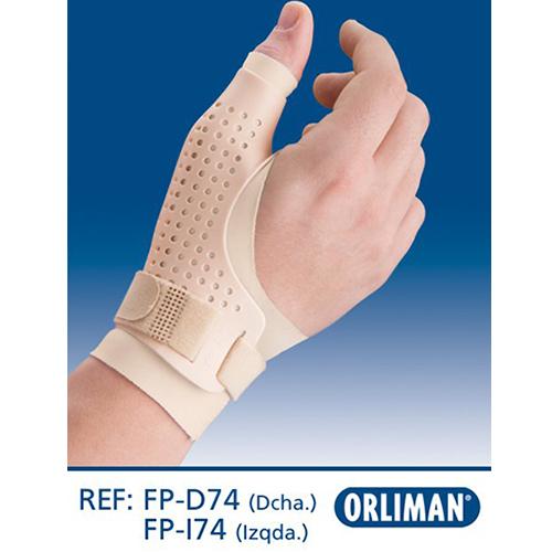 Бандаж на большой палец FP-74, Orliman (Испания)