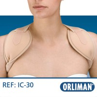 Ортез плечового пояса на ключиці IC-30, Orliman (Іспанія)