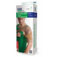 Бандаж эластичный на плечевой сустав 8001 Med textile, (Украина)