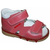 Ортопедические сандали розовые Таши Орто, (Турция)