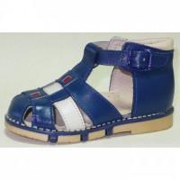 Ортопедические туфли полузакрытые Таши Орто, (Турция)