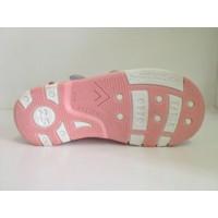 Ортопедические босоножки розовые с белым Таши Орто, (Турция)