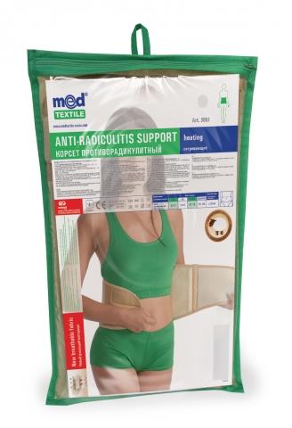 Бандаж противорадикулитный 3051 Med textile, (Украина)