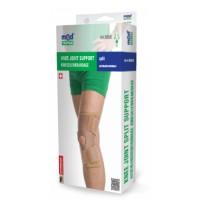 Бандаж на коленный сустав разъемный 6058 Med textile, (Украина)
