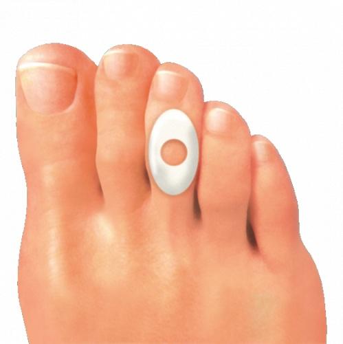 Защитные гелевые подушечки для пальцев стопы CORN PAD 274 (Pedag)