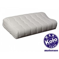 Ортопедическая подушка Zuzanna (Aloe Vera), M&K foam Kolo