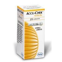 Ланцети Accu-Chek Softclix №25