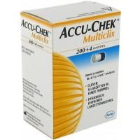 Ланцеты Accu-Chek Multiclix № 204