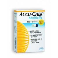 Ланцеты Accu-Chek Multiclix № 102