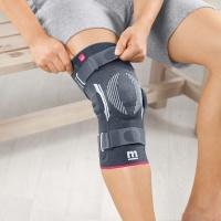 Коленный бандаж Genumedi® Plus с силиконовым кольцом и ремнями, арт.613P, Medi (Германия)