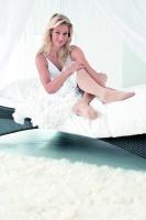 Компрессионные чулки с широкой резинкой mediven® comfort 1 класс Medi