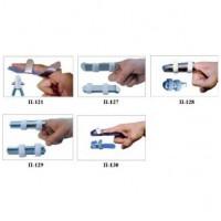 Шины фиксирующие на палец П-127 Biomed