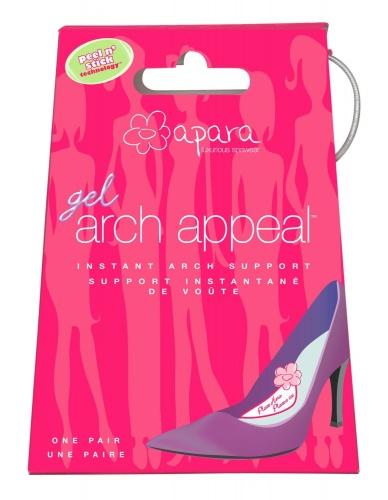 Гелевые подушечки под свод стопы APARA ARCH APPEAL