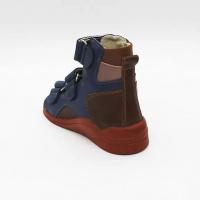 Детские ортопедические босоножки Ortofoot мод. 120 для мальчиков, без выкладки свода