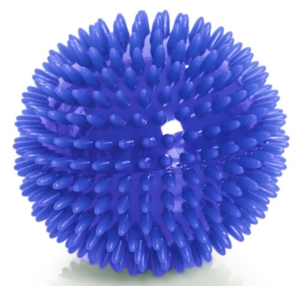 Мяч массажный Тривес М-108, диаметр 8 см