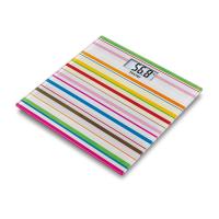 Весы напольные Beurer GS 27 Happy Stripes