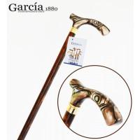 Трость Garcia Prima бук, акриловая рукоять art.209, (Испания)