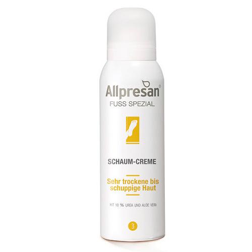 Крем-пена Allpresan (Аллпресан 3) для сухой, шелушащейся кожи стоп 125 мл