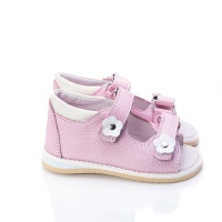 Дитячі ортопедичні сандалі Ortofoot мод. 111 для дівчаток