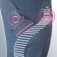 Коленный бандаж Genumedi PT с силиконовым пателлярным кольцом арт.K 142/143, Medi (Германия)