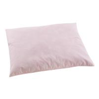 Подушка из гречневой шелухи, ткань Тик Лотос (40х50 см)