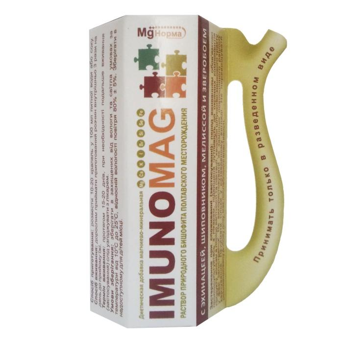 Добавка диетическая магниево-минеральная IMUNOMAG 30 мл
