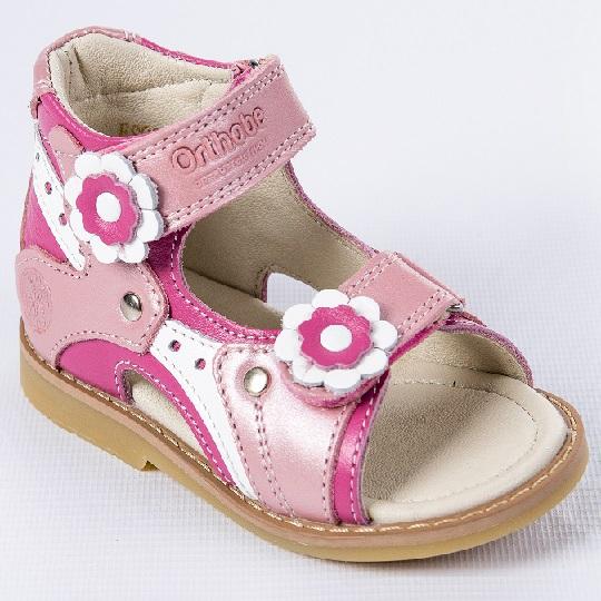 Детские ортопедические сандали Orthobe мод. 002-1P
