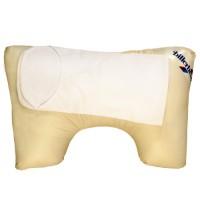 Ортопедическая подушка Billerbeck Лана и наволочка