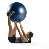 Гимнастический мяч с антиразрывной системой ProForm, диаметр 65 см