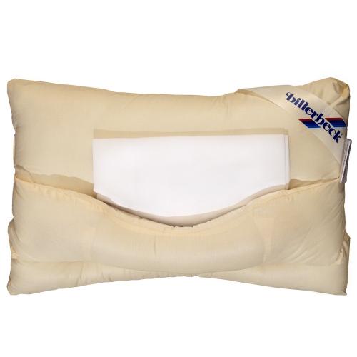 Ортопедическая подушка Billerbeck Комфорт и наволочка