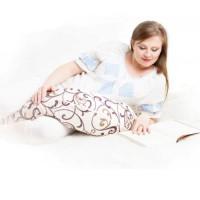 Подушка для беременных и кормления Релакс Лежебока холлофайбер