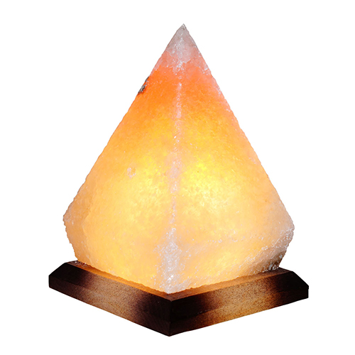 Светильник соляной Пирамида 'Saltlamp' 5-6 кг