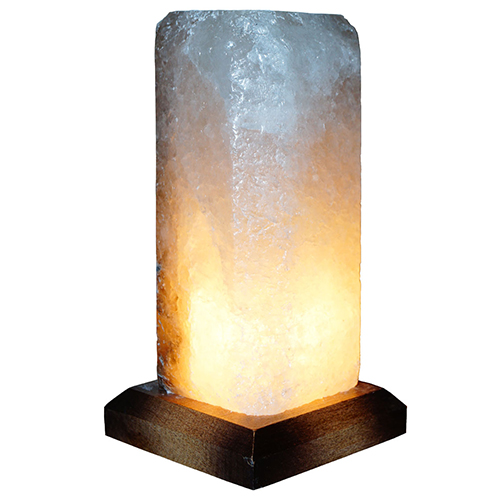 Світильник соляної Прямокутник 'Saltlamp' 3 кг