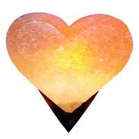 Светильник соляной Сердце 'Артёмсоль' 4-5 кг